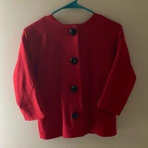 Michael kors button up jacket